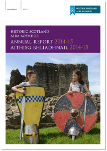 HS report cover